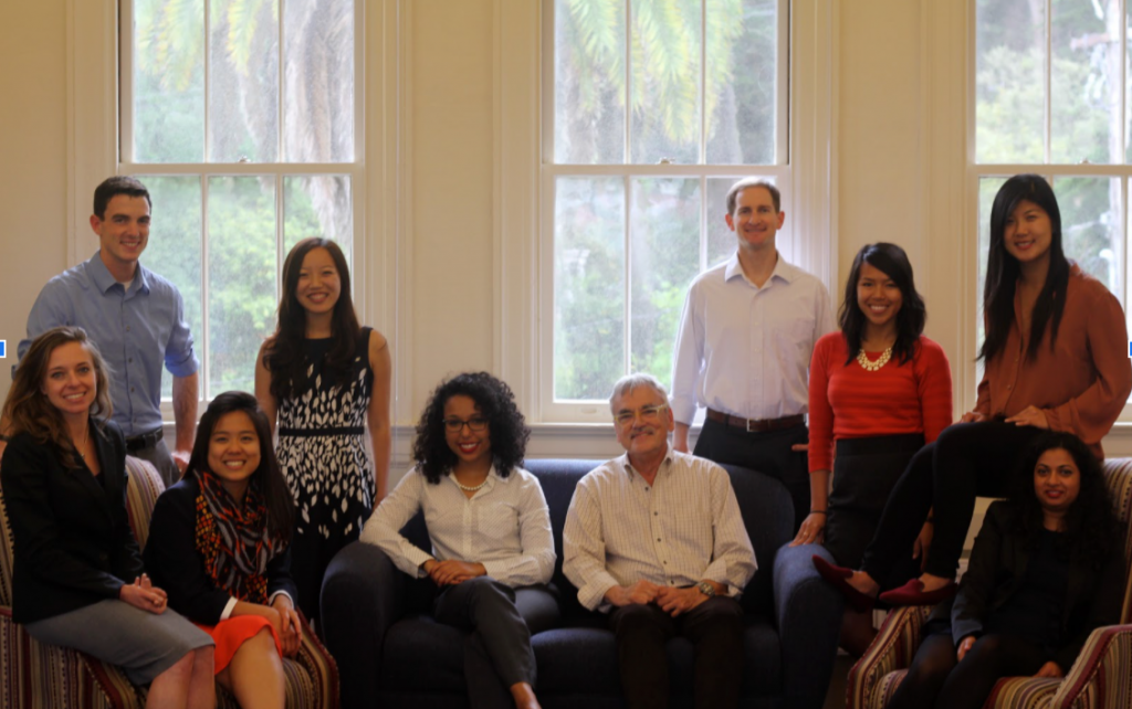 The ProInspire 2014 San Francisco Fellowship crew