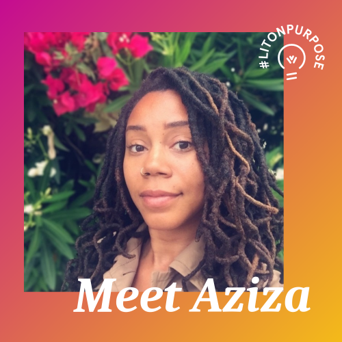 Team Spotlight Interview: Aziza Jackson