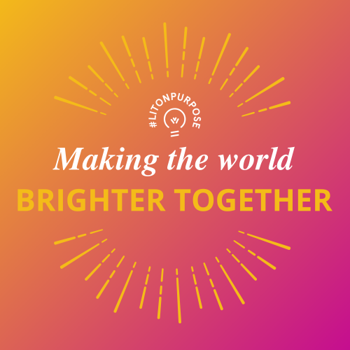 Making the World Brighter Together: Meet the Team